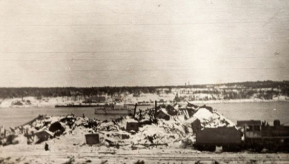 'The Halifax Explosion' had an equivalent force of roughly 2.9 kilotons of TNT and left a trail of destruction in its wake