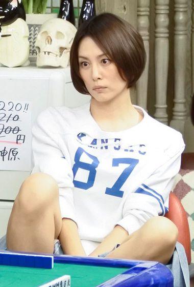 米倉涼子のスウェット