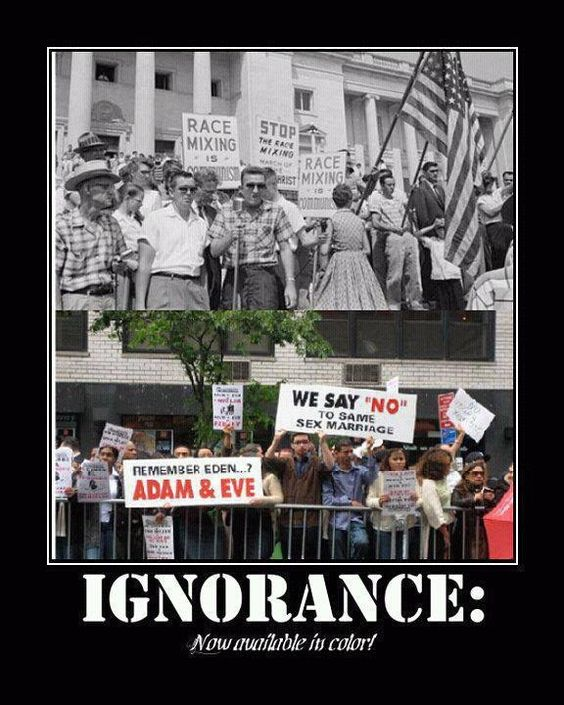 Same-sex marriage, sounds familiar ?