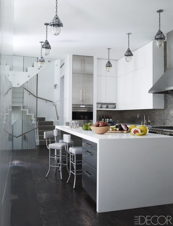 30 White Kitchens To Inspire Your Next Remodel: