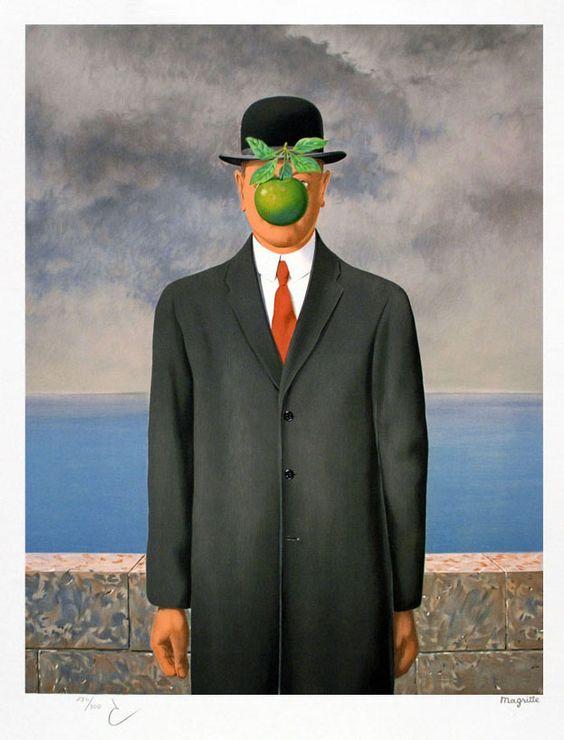 Le fils de l homme 1964 l influence des tableaux de magritte sur la publ - Analyse des tendances ...
