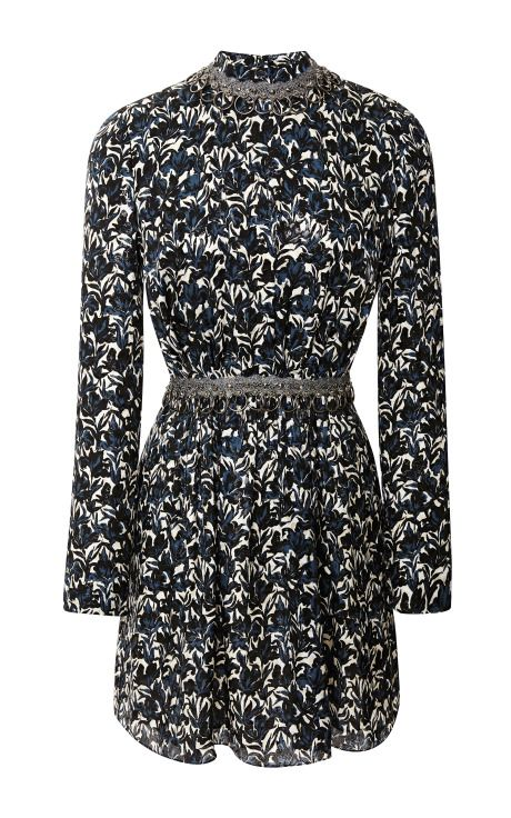 Tory Burch Fall 2014 Torrence Dress on Moda Operandi