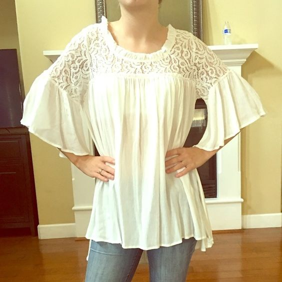 BRAND NEW Boho top Boho top Tops