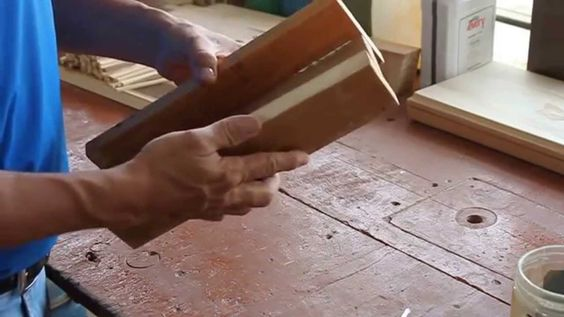 Caja de ingletes