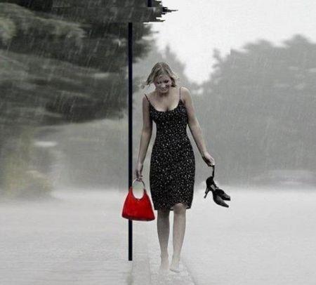 Risultati immagini per I LOVE BAREFOOT IN THE RAIN