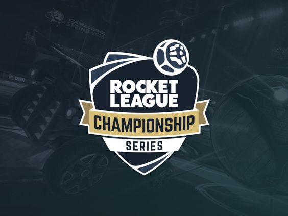 Rocket League Championship Series Logo Rocket League Rocket League Logo League