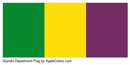 Quindio Department Flag Logo In 2020 Flag Logo Logo Color Hex Colors