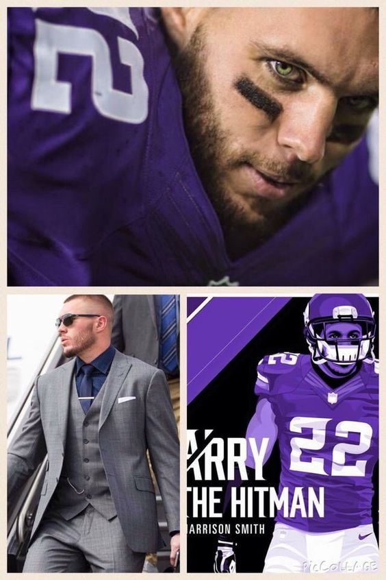 LIMITED Minnesota Vikings Harrison Smith Jerseys