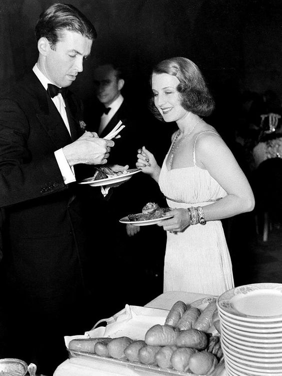 Image result for jimmy stewart and norma shearer