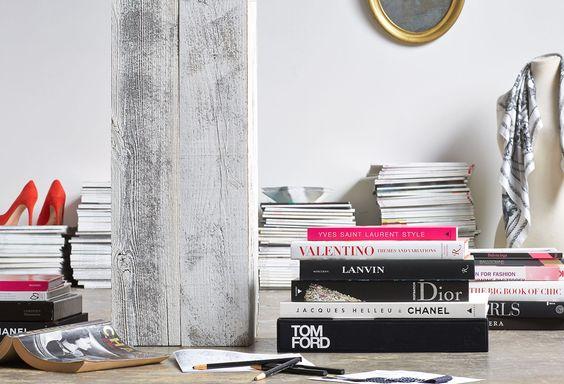 Pillars of Style: Art, Fashion & Design Books