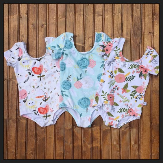 Adorable leotards for your precious little girl. Great for ballet, gymnastics or every day wear. Size Chart NOTE* PLEASE ASK FOR SIZE 7-12 BEFORE MAKING A PURCHASE. THESE SIZES ARE MORE IN COST. THANK YOU. SIZE HEIGHT CHEST WAIST HIP BACK LENGTH 12/18m 34.5-35 20 19.5 20 8.75 2T 36 21 20 21 9 3T 37.5 22 20.5 22 9.5 4 41 22.5 21.25 23 9.75 5 43 23.25 21.75 24 10.5 6 45.75 24 22.25 25 10.75 7 48 25 22.5 26.25 11.5 8 50.5 25.75 23 27.25 11.75 9 52.75 26.75 23.5 28.25 12.5 10 55.25 28 24.25 2...