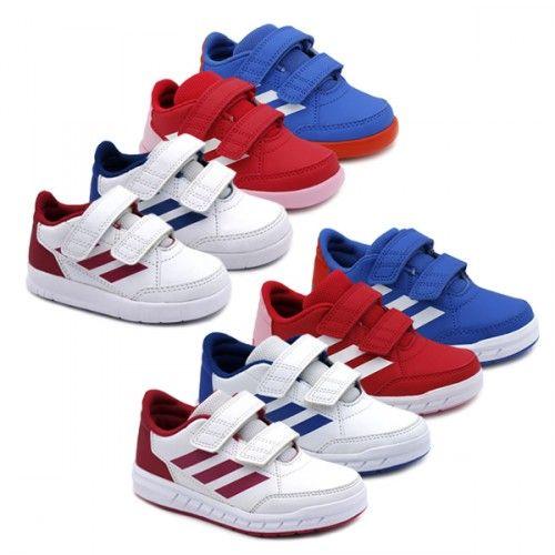 Frontera poco claro seguramente  Zapatilla Adidas AltaSport CF I | Zapatos para niñas, Zapatillas de niñas,  Calzado niños