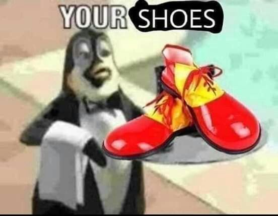 Your Shoes Meme Imagenes Para Memes Memes Para Conversaciones Memes Divertidos