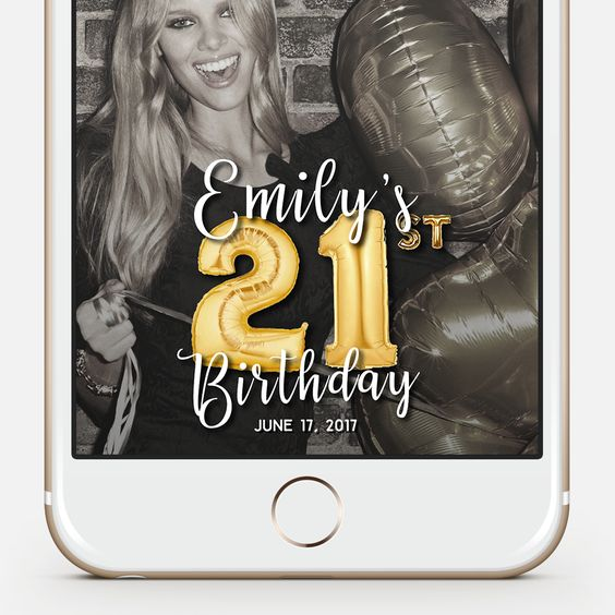 #YesssCustomDesign  #Snapchat #BirthdayGeofilter #21stBirthday #GiftsforHer #BirthdayFilter #PersonalizedGift #GoldBalloons #Wedding #CustomGeofilter #SnapchatFilter #BestFriendBirthday #BirthdayGift #GeofilterParty #PersonalizedGift #BirthdayFilter #nightout #SweetKawaiiDesign
