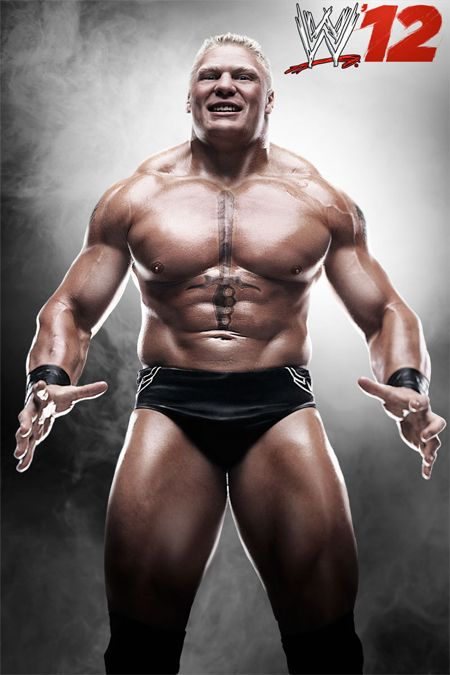 Brock Lesnar...Here comes the pain!!