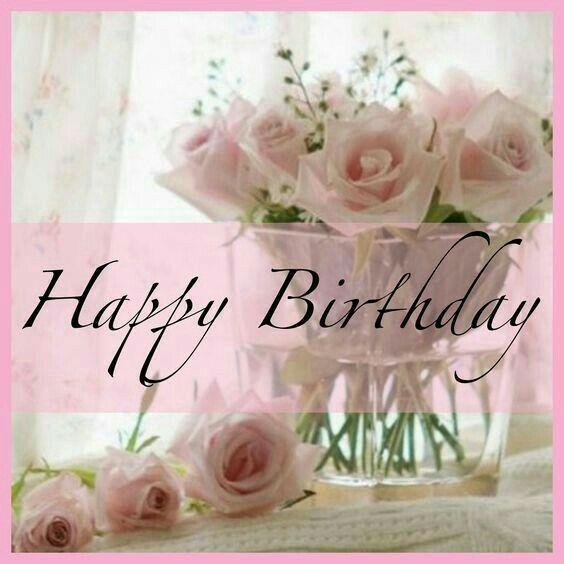 Pin By Amira On Happy Birthday Happy Birthday Flower Happy Birthday Greetings Birthday Wishes