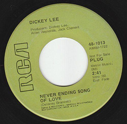 "45vinylrecord Never Ending Song Of Love/On The Southbound (7"" DJ/45 rpm) RCA http://www.amazon.com/dp/B00SZ94658/ref=cm_sw_r_pi_dp_yjkBvb0KMJRSH"