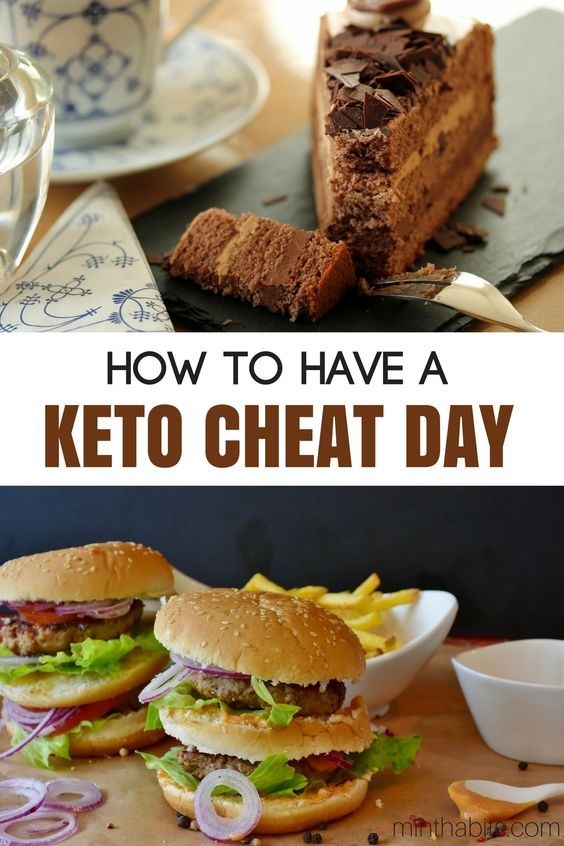 keto diet and 1 cheat day