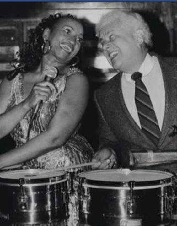 Celia Cruz & Tito Puente - the Queen and King of Salsa music