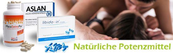 Natürliche Potenzmittel können bei Erektion- und Potenzproblemen helfen.