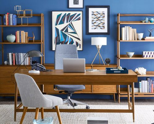 Mid-Century - West Elm Workspace