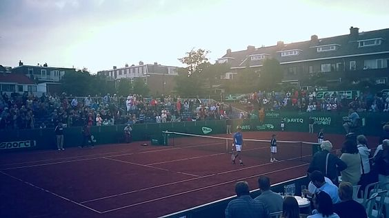 Tennis tournament scheveningen #denhaag