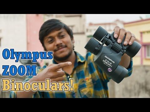 Olympus 8 16x40 Zoom Dps I Binoculars Unboxing Full Review Youtube Binoculars Olympus Unboxing