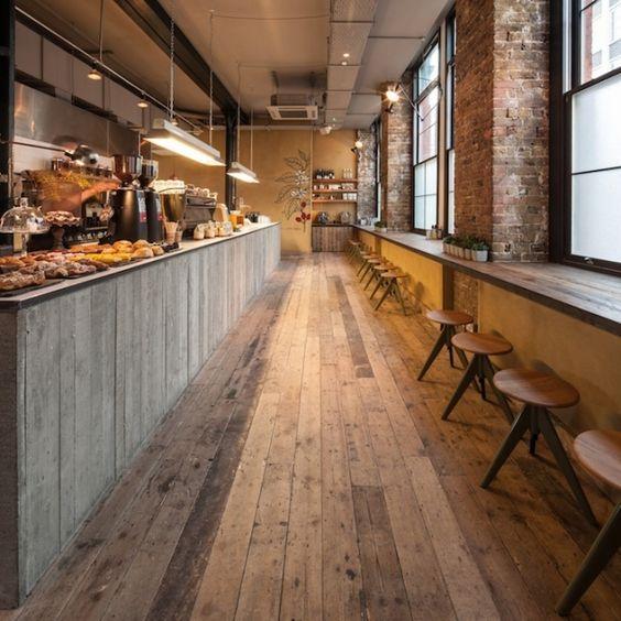 Ozone Coffee House, London | Skinflint Design