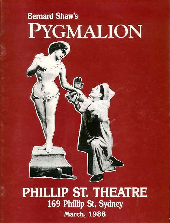 Image result for pygmalion play