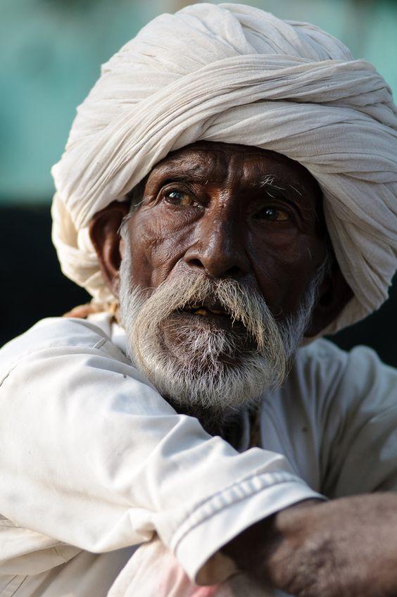 Hijo de Dios en Rajasthan.