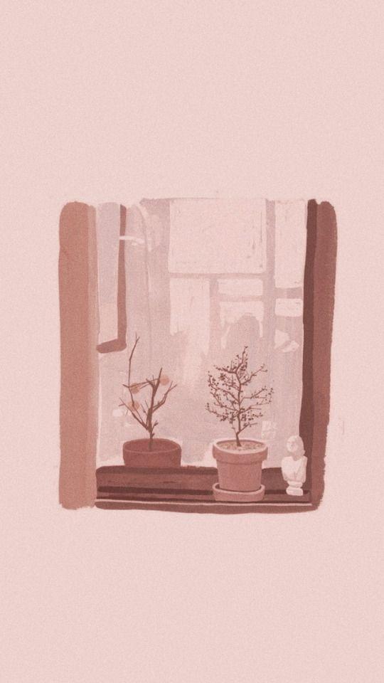 Random Wallpaper Tumblr Seni Abstrak Abstrak Ilustrasi