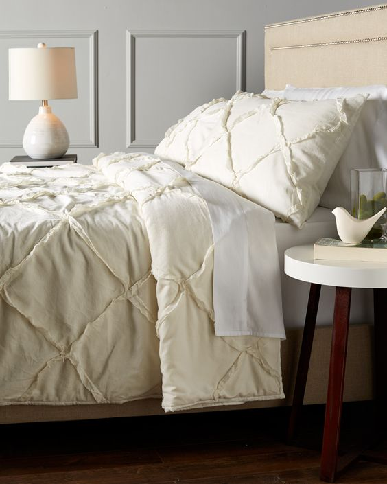 """Spotted this Rizzy Home """"Posh"""" Quilt Set on Rue La La. Shop (quickly!)."""