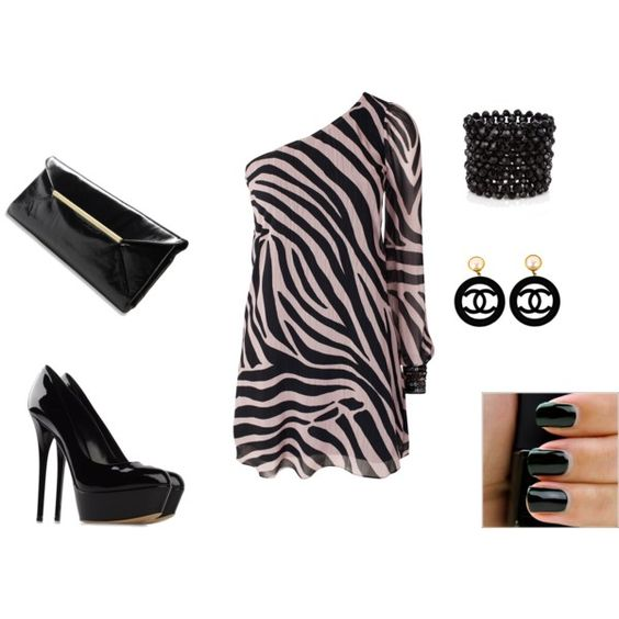 Grown and Sexy, created by jenny-o8 on Polyvore
