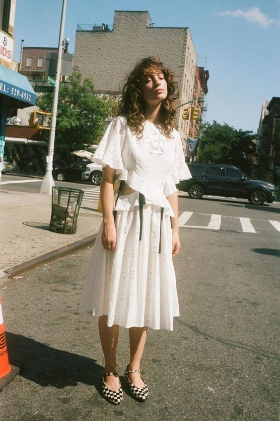 Sandy Liang: Spring/Summer 2018