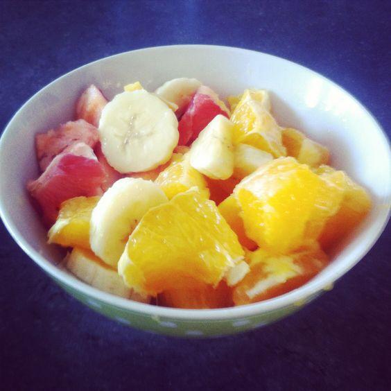 Time for #fruit #salad :)