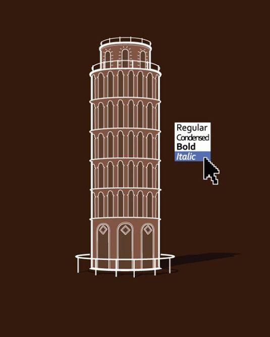 Toda la verdad acerca de la Torre de Pisa - #ChistesparaDG