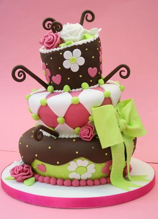 Happy Birthday Darla Cake
