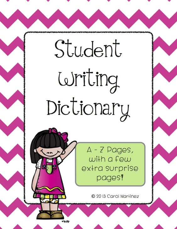 How do I develop writing skills in a student?