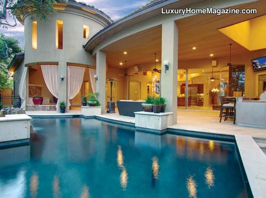 Keith Zars Pools | San Antonio Custom Swimming Pools | Mike ...