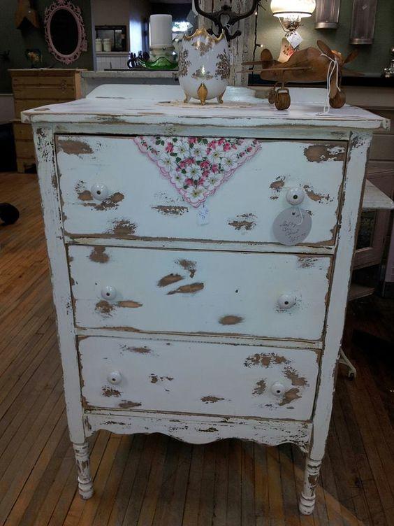 Cute Painted Furniture
