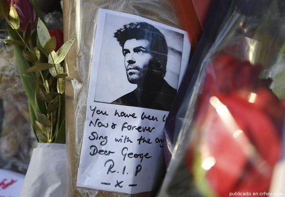 Novio de George Michael lo encontró muerto la mañana de Navidad
