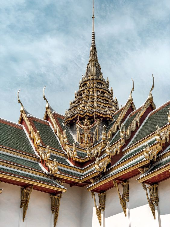 [Chia sẻ] Du lịch Cung điện Hoàng Gia Thái Lan Grand Palace, Bangkok, Thái Lan