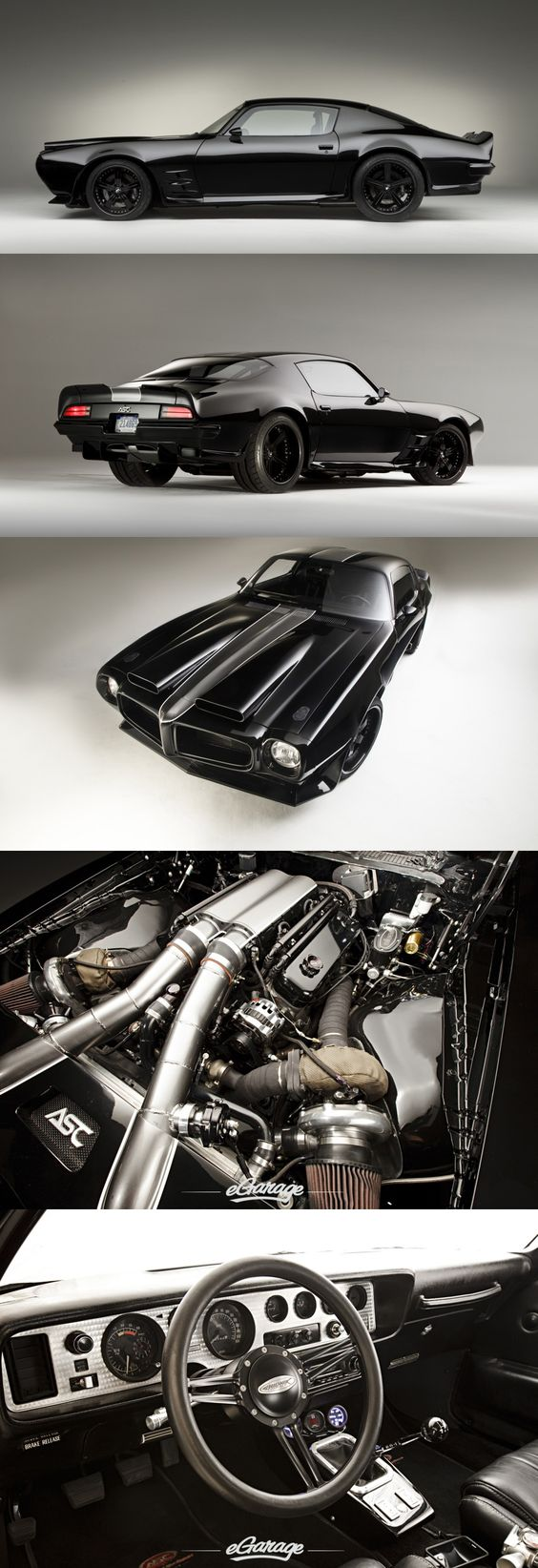 1970 Pontiac Firebird   By All Speed Customs