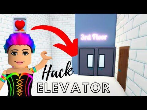 Adopt Me Building Hacks Adopt Me Update Elevator Hack Adopt Me Apartment Youtube In 2020 Kids Room Design Girls Adoption Roblox