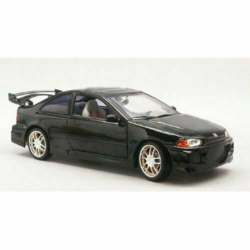 Find Many Great New Used Options And Get The Best Deals For Rare Ertl The Fast And Furious 1995 Honda Civic Ex 1 Honda Civic Honda Civic Ex Honda Civic 1995