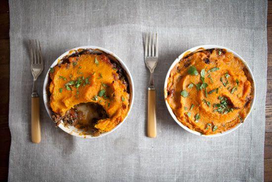 Moroccan Shepherd's Pie With Sweet Potato   Recipe   A ...