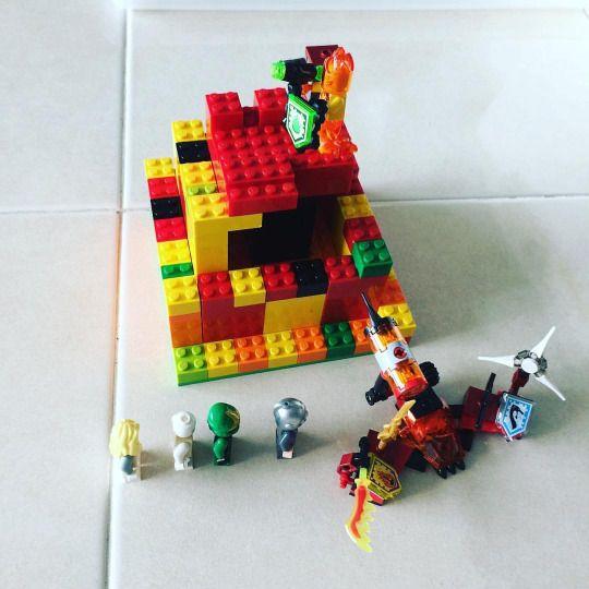 Lego Boardgames