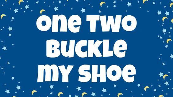 One Two Buckle My Shoe Lyrics Nursery Rhymes Children Love To Sing Counting Songs For Kids Kids Video Songs Kids Nursery Rhymes