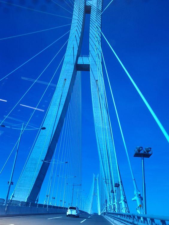 Bridge in Southern Korean