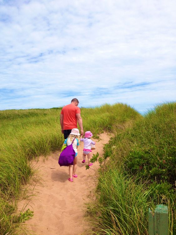 Day at the beach Submitted by: Melanie A. Location: Panmure Island, Prince Edward Island